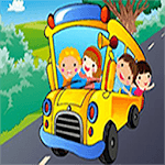 The Wheels on the Bus - rhymes APK icon
