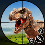 Monster Dino FPS Shooter : Hunting Games APK icon
