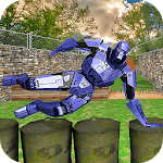 Royale Army US Robot Training Course APK icon