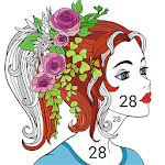 Paint by number - Coloring Book APK icon