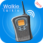 WiFi Walkie Talkie - Two Way Walkie Talkie APK icon