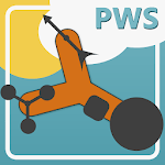 Meteo Monitor 4 Personal Weather Stations (PWS) APK icon