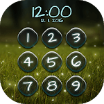 Firefly Lock Screen APK icon