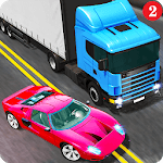 Crazy  Extreme Traffic racing 2019 APK icon