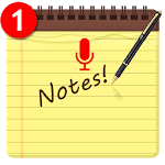 Voice Notepad -Mobility Notes Organizer & Recorder APK