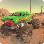 Monster Truck Games APK icon