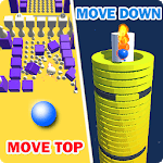 Ball Move Top: Ball Shooting Game 3D APK icon
