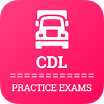 CDL Practice Exams 2019 Commercial Drivers License APK icon