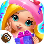 Party Popteenies Surprise - Rainbow Pop Fiesta APK icon