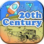 20th Century History Trivia Quiz APK icon