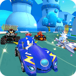 Ultra Sonic Speed: Kart Racing APK