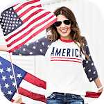 US Independence Day Photo Frames APK