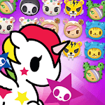 tokidoki frenzies : Match 3 Puzzle APK