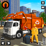 City Cleaner Garbage Truck: Truck Driving Games APK