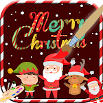 Latest Christmas Coloring Book Games APK