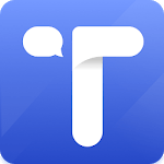Chao translate - voice and text translator APK icon