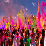 Happy Holi 2019 Blog APK