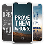 Inspirational Quotes Wallpapers HD APK icon