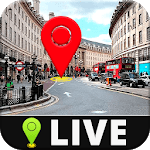 Live Street View Map HD: GPS Voice Route Finder APK