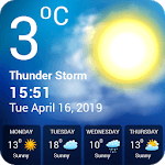 Weather Forecast- Local Weather Live APK icon