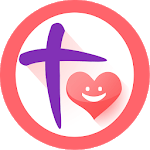 Christian Dating - Flirt, Meeting, Chat and Love APK icon