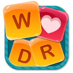 Word Flower - Connect Cross Word Game APK icon
