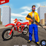Real Gangster Moto Bike Chase 2019 APK icon