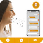 Write Message by Voice: Write SMS by voice APK