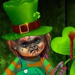 Scary Leprechaun Launcher - Wallpapers and Icons APK