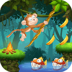 Jungle Monkey - Jungle World APK