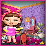 Sweet Baby Girl Home Repair - Clean up MakeOver APK icon