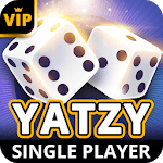 Yatzy Offline - Single Player Dice Game APK icon