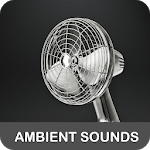 Ambient sleep sounds fan APK icon