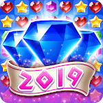 Jewel Temple 2019 - Free Match Puzzle APK icon