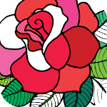 Color by Number New Coloring Book APK icon