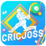 CricJoss™ - Cricket Live Line, Live Score & News APK icon