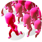 Crowd City :  Become the biggest crowd in town! APK
