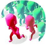New Crowd City: The Big city crowd experience Hint APK