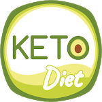 Keto Diet Plan 30Day Weight loss Menu with Recipes APK icon