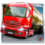 Truck Simulator : Europe 2 APK icon