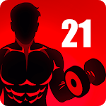 21 Day Fitness Plan - For Men APK