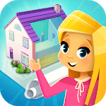 Dollhouse Decorating: Match 3 Home Design Games APK