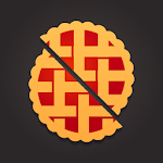 Lucky Pie - Plate food with tasty slices APK