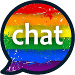 Gay chat free APK icon