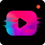 Glitch Video Effect - Video Editor & Video Effects APK icon