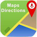 Route Directions Finder : Maps, GPS &Travel APK icon