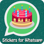 WAStickerApp - Birthday Stickers for Whatsapp APK icon