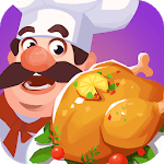 Cook Inc:Idle Tycoon APK icon