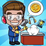 Idle Worker Tycoon APK icon