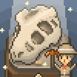 TAP! DIG! MY MUSEUM! APK icon